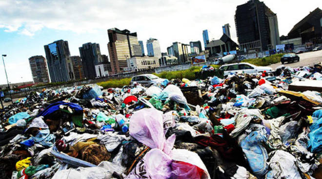 Gestione dei rifiuti marini