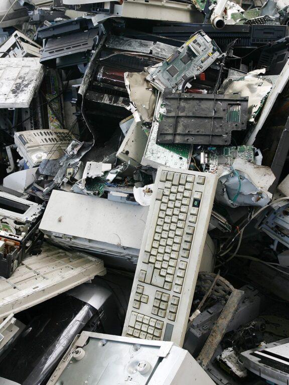 Rifiuti elettronici: come si smaltiscono?